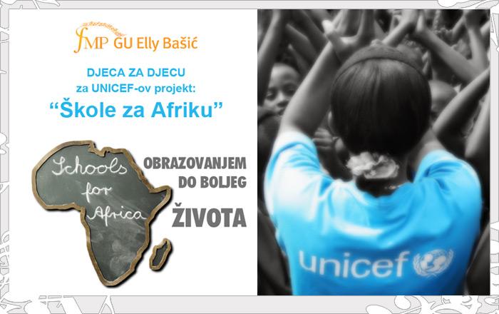 GU Elly Bašić  za projekt &#8220;Škole za Afriku&#8221;</br><small>KONCERT 6. lipnja 2014. (PETAK) u 19.30 sati</small>