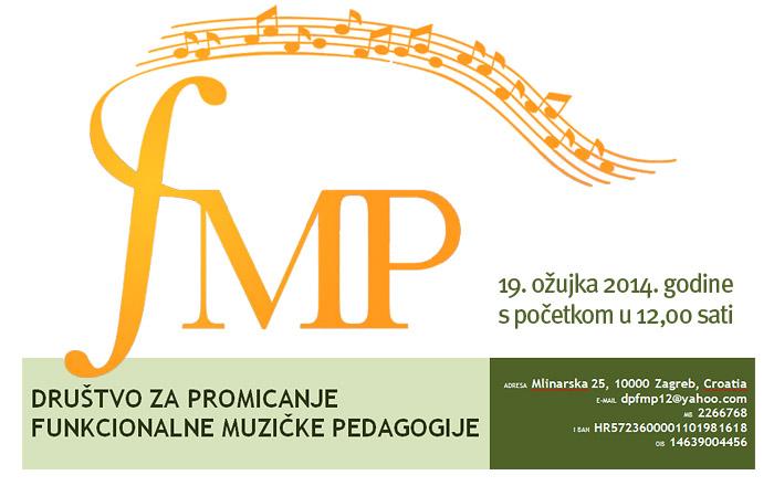ODRŽANO PREDAVANJE: </br>&#8220;Sinkretizam u Funkcionalnoj muzičkoj </br>pedagogiji; likovni izraz djeteta&#8221;