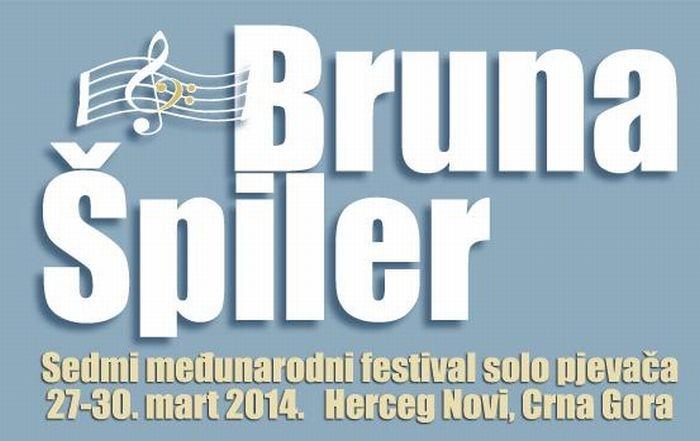 Međunarodno natjecanje pjevača Bruna Špiler