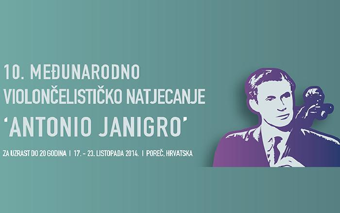 Natjecanje 'Antonio Janigro' – NAGRADE